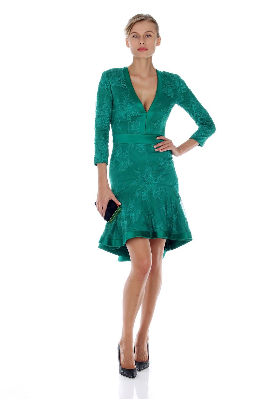 Vendita Abbigliamento Usato FIrmato - Miniabito in satin di seta - Blumarine - Drexcode -1