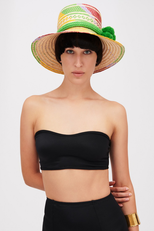 Cappello Colombiano multicolor