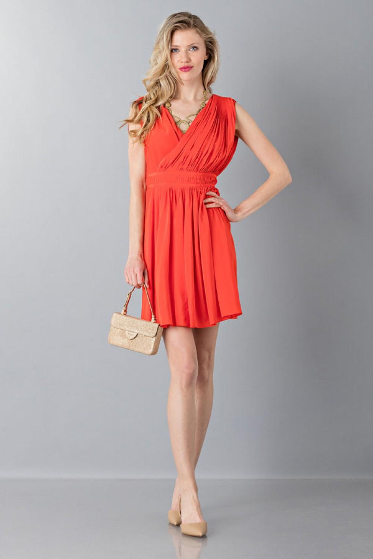 Vendita Abbigliamento Usato FIrmato - Tunica in seta - Vionnet - Drexcode -3