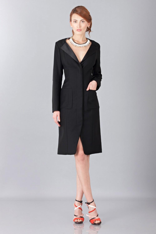 Vendita Abbigliamento Usato FIrmato - Abito smoking - Nina Ricci - Drexcode -2