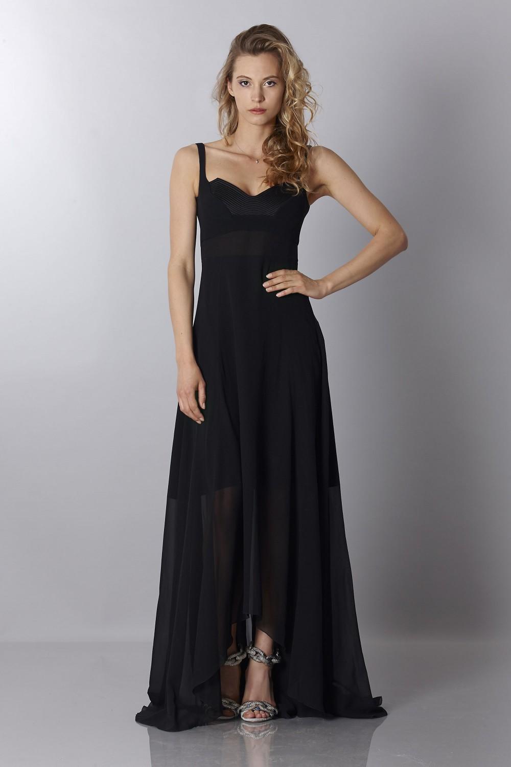 Vendita Abbigliamento Usato FIrmato - Abito lungo - Nina Ricci - Drexcode -6