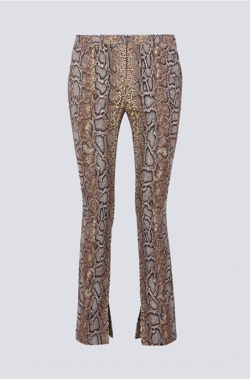 Pantalone fantasia pitone