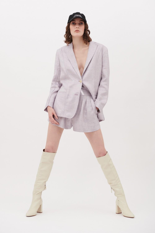 Completo giacca e pantaloncini