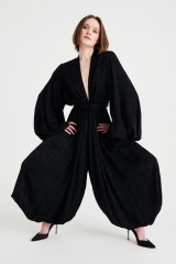 Drexcode - Jumpsuit morbida con scollo profondo - NERVI - Noleggio - 1