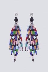 Drexcode - Orecchini pendenti multicolor - Sharra Pagano - Vendita - 2