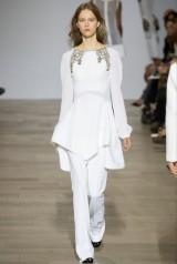 Drexcode - Pantalone bianco in cady - Antonio Berardi - Noleggio - 3