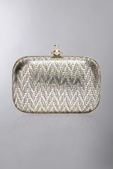 Drexcode - Clutch metallica oro - Vivienne Westwood - Noleggio - 1