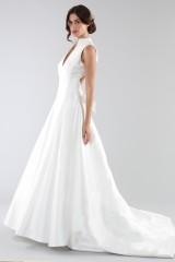 Drexcode - Abito da sposa con scollo e linea scivolata - Ilenia Sweet by Bellantuono - Noleggio - 5