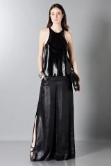 Drexcode - Top e pantalone in pelle - Blumarine - Vendita - 4