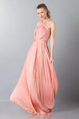 Drexcode - Abito rosa con scollo intrecciato - Maria Lucia Hohan - Noleggio - 3