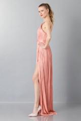 Drexcode - Abito rosa con scollo intrecciato - Maria Lucia Hohan - Noleggio - 5