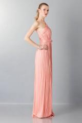 Drexcode - Abito rosa con scollo intrecciato - Maria Lucia Hohan - Noleggio - 4
