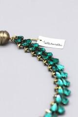 Drexcode - Collana con cristalli multicolori - Tataborello - Vendita - 2