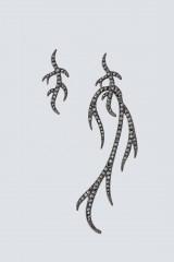 Drexcode - Orecchini gemelli a ramo - Federica Tosi - Noleggio - 1