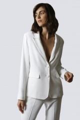 Drexcode - Tailleur bianco - Giuliette Brown - Vendita - 2