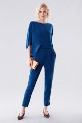 Drexcode - Jumpsuit con rouches posteriore - Halston Heritage - Noleggio - 1
