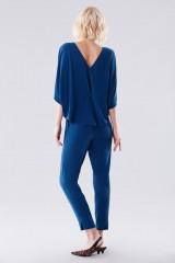 Drexcode - Jumpsuit con rouches posteriore - Halston Heritage - Noleggio - 2