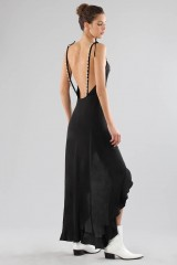 Drexcode - Maxi-dress con bretelle decorate - For Love and Lemons - Noleggio - 4