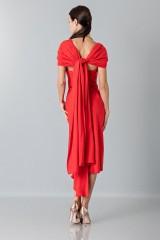 Drexcode - Abito in seta rosso - Vivienne Westwood - Noleggio - 3