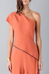 Drexcode - Jumpsuit con drappeggio laterale - Vionnet - Vendita - 3