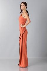 Drexcode - Jumpsuit con drappeggio laterale - Vionnet - Vendita - 5