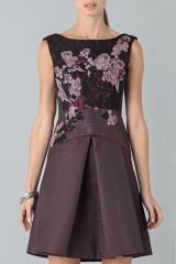 Drexcode - Mini abito con ricamo floreale - Antonio Marras - Vendita - 6