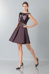 Drexcode - Mini abito con ricamo floreale - Antonio Marras - Noleggio - 4