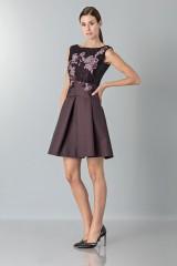 Drexcode - Mini abito con ricamo floreale - Antonio Marras - Noleggio - 3