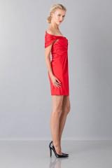 Drexcode - Mini abito in satin - Moschino - Vendita - 4