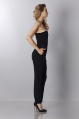 Drexcode - Jumpsuit smoking  - Jean Paul Gaultier - Vendita - 4