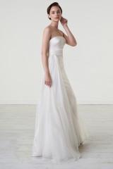 Drexcode - Abito da sposa con drappeggio asimmetrico in mikado - Peter Langner  - Noleggio - 6