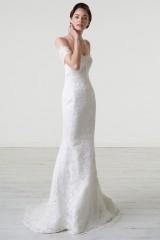Drexcode - Abito da sposa a sirena in pizzo macrame off shoulder - Peter Langner - Noleggio - 1