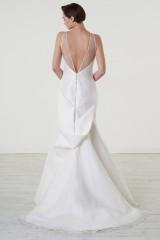 Drexcode - Abito da sposa in magnolia di seta con scollatura asimmetrica - Peter Langner  - Noleggio - 5