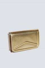 Drexcode - Clutch oro rigida - Vionnet - Noleggio - 1