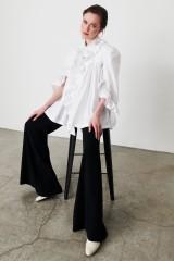 Drexcode - Camicia in cotone con rouches - Redemption - Vendita - 6
