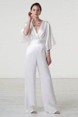 Drexcode - jumpsuit con scollo a V e fascia in vita - Theia - Noleggio - 1