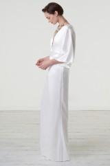 Drexcode - jumpsuit con scollo a V e fascia in vita - Theia - Noleggio - 4