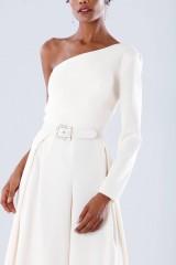 Drexcode - Jumpsuit con cintura gioiello - Tot-Hom - Vendita - 4