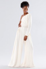 Drexcode - Jumpsuit bianca - Tot-Hom - Vendita - 3