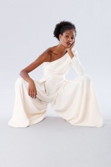 Drexcode - Jumpsuit bianca - Tot-Hom - Noleggio - 5