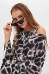 Drexcode - Abito con fantasia giraffa - Chiara Boni - Noleggio - 2