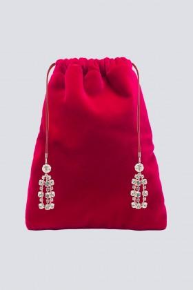 Pouch Bag in velluto - CA&LOU - Noleggio Drexcode - 1