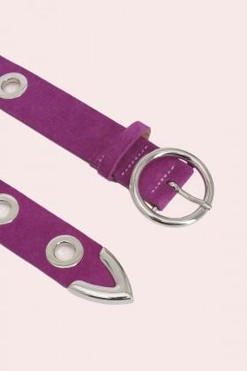 Cintura con borchie ad anello - IRO - Vendita Drexcode - 2
