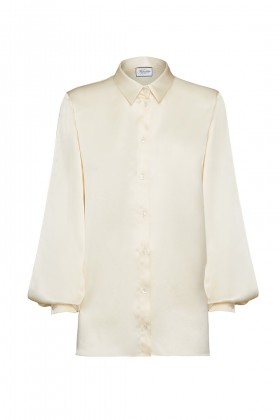 Camicia in seta con maniche tagliate - Redemption - Noleggio Drexcode - 2