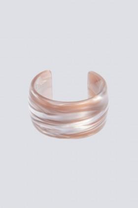Bracciale in resina rosa - Sharra Pagano - Vendita Drexcode - 1
