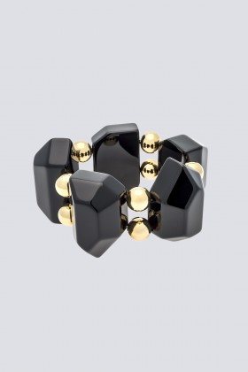 Bracciale elastico in resina - Sharra Pagano - Noleggio Drexcode - 1