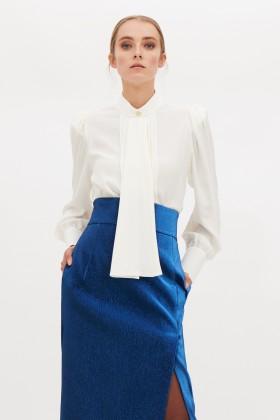 Camicia con maniche a sbuffo - Genny - Vendita Drexcode - 1