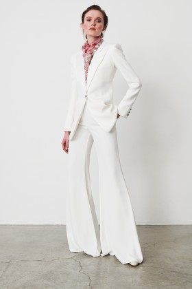 Completo giacca pantalone bianco - Redemption - Vendita Drexcode - 2