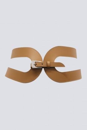 Cintura in pelle - Maison Vaincourt - Vendita Drexcode - 1