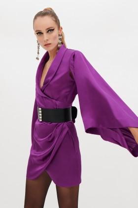 Abito kimono viola - Redemption - Vendita Drexcode - 1